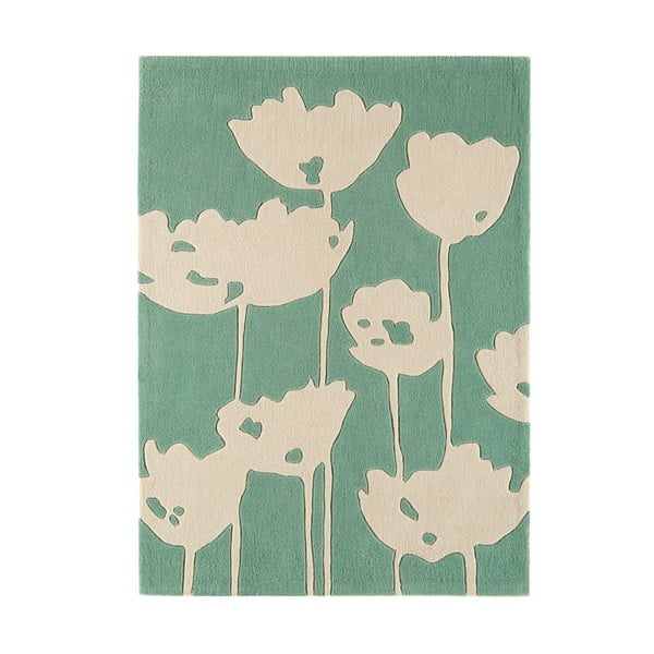 Koberec Asiatic Carpets Harlequin Flower Sky, 120x170 cm