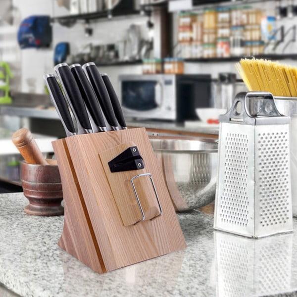 Sada 5 nožů v bloku Krauff Chef