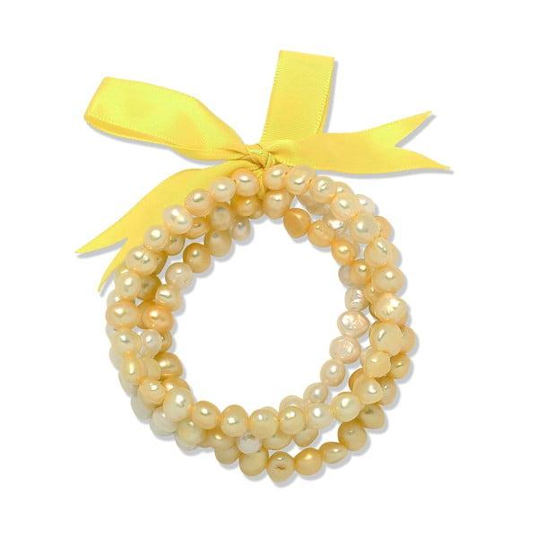 Náramek Pure Pearls Sunshine