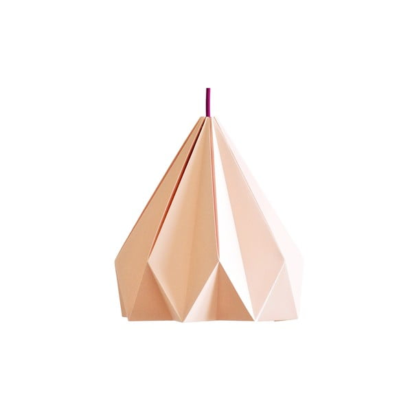 Origamica lustr Spring Light For Playful Pink
