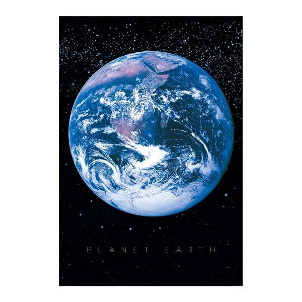 Velkoformátová tapeta Planeta Země, 158x232 cm