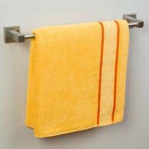 Ručník Fraza Rondo Yellow, 50x90 cm