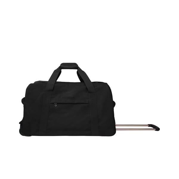 Cestovní zavazadlo na kolečkách Sac Black, 53 cm
