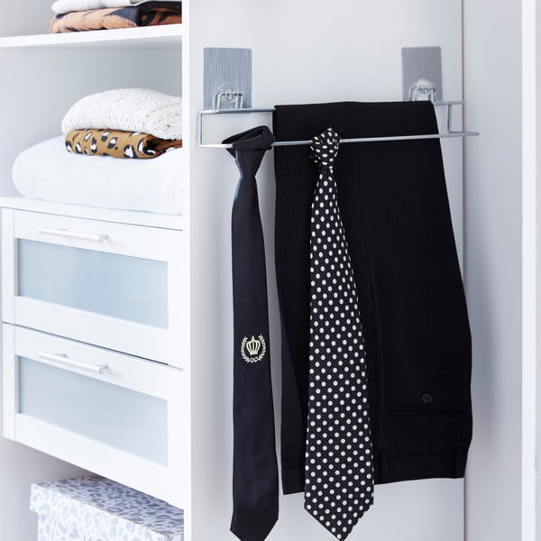 Suport din oțel pentru pantaloni și cravate Compactor Magic