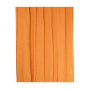 Oranžový závěs Apolena Plain Orange, 170x270cm