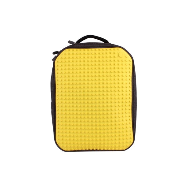 Batoh Pixelbag black/yellow