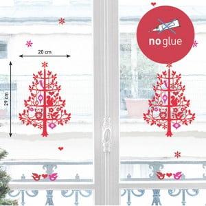 Autocolant electrostatic Postershop Pom de Crăciun