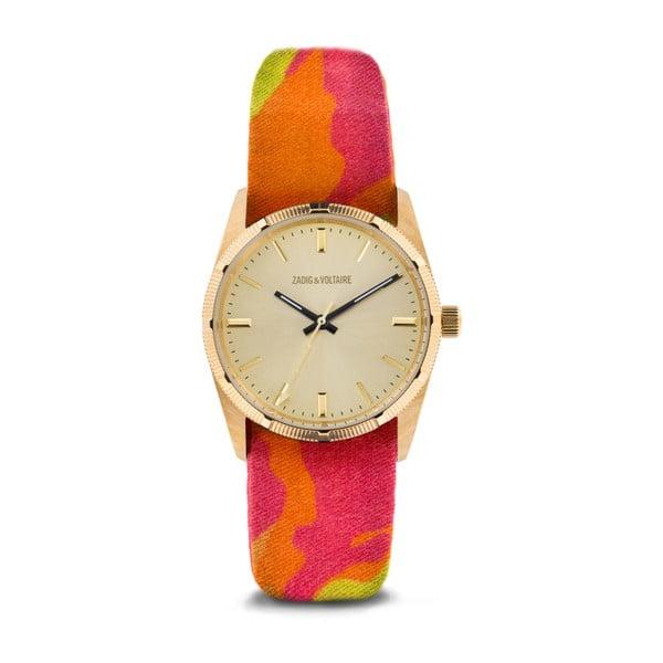 Barevné dámské hodinky Zadig & Voltaire Tropical