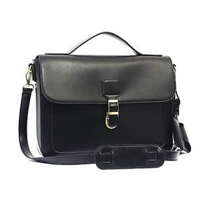 Elegantní taška přes rameno Bobby Black - černá
