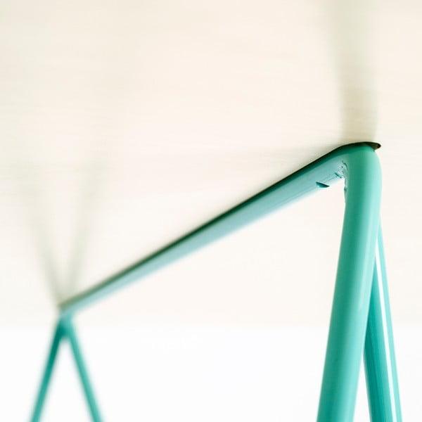 Deska stolu Flat - bílá, 180x80 cm