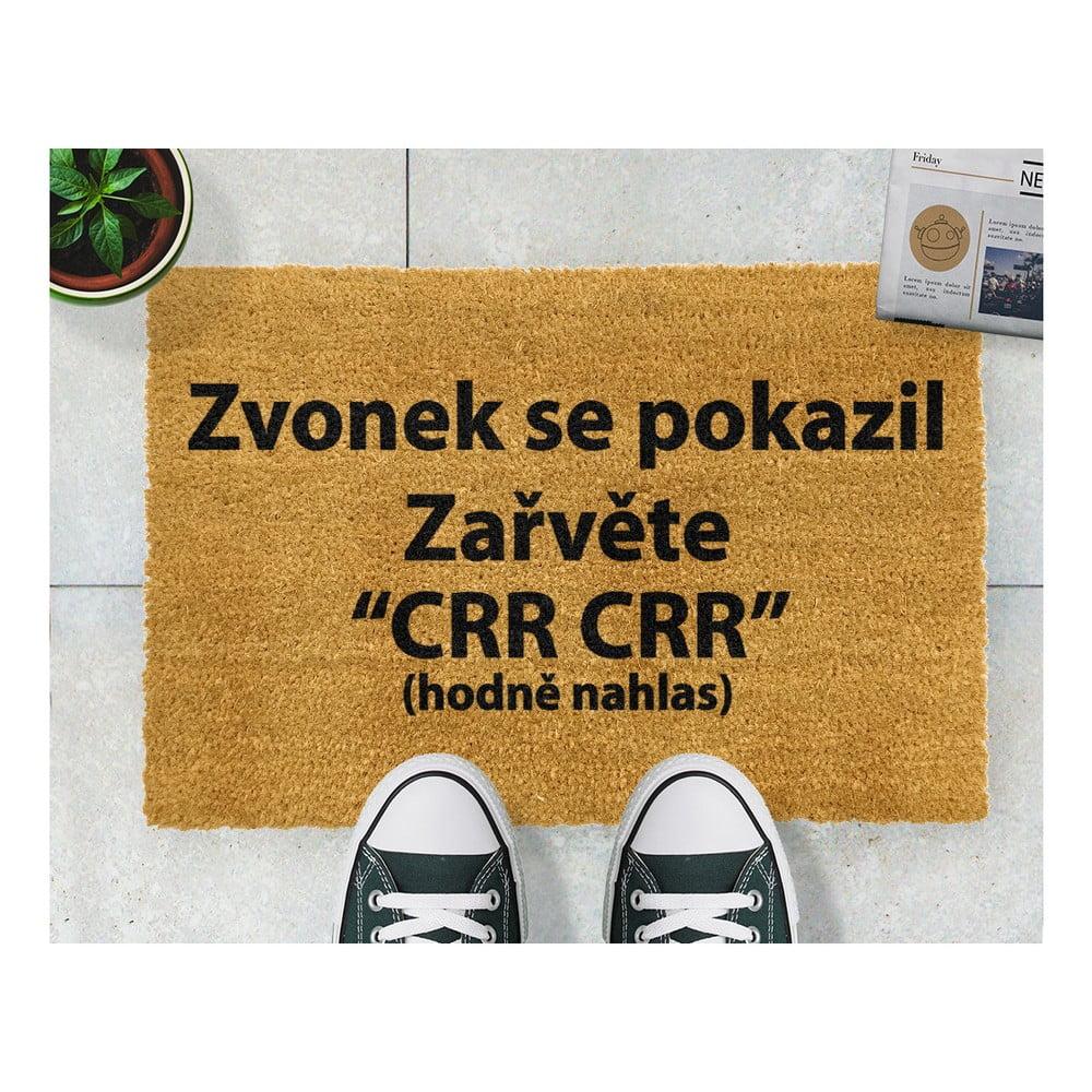 Rohožka Artsy Doormats Crr!, 40 x 60 cm