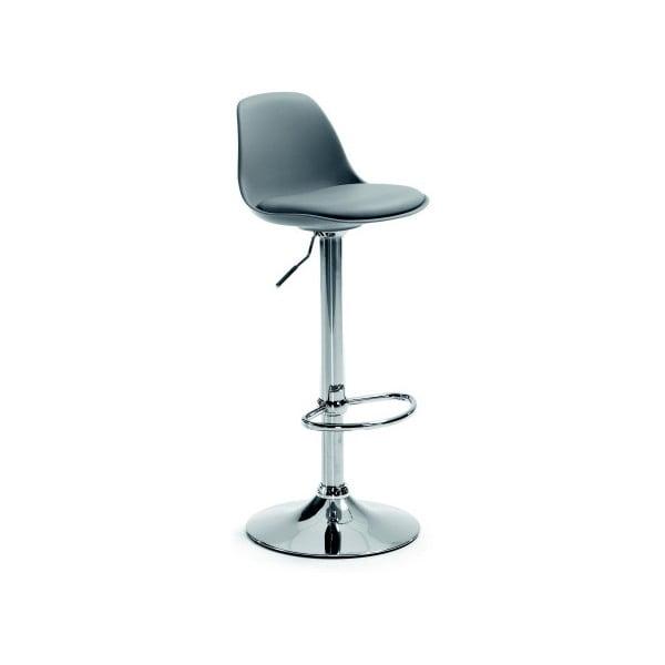 Barová židle Orlando, šedá