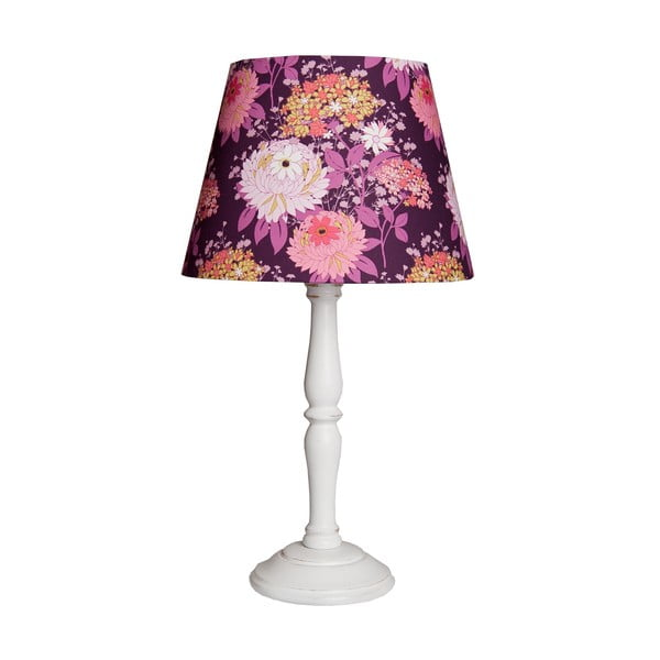 Stolní lampa Fashion Mood White