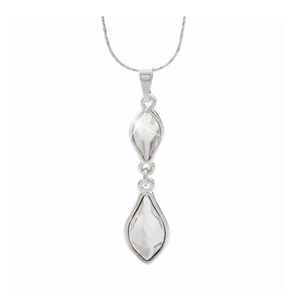 Náhrdelník s krystaly Swarovski® Yasmine Bergliot Crystal
