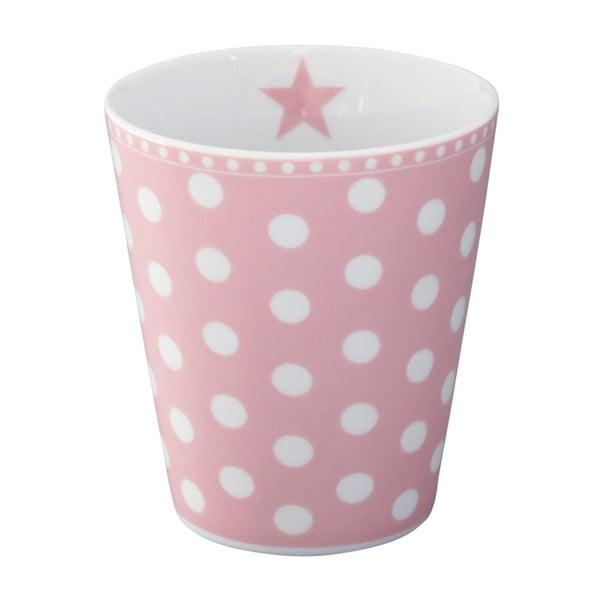 Hrnek Krasilnikoff New Dot Pink