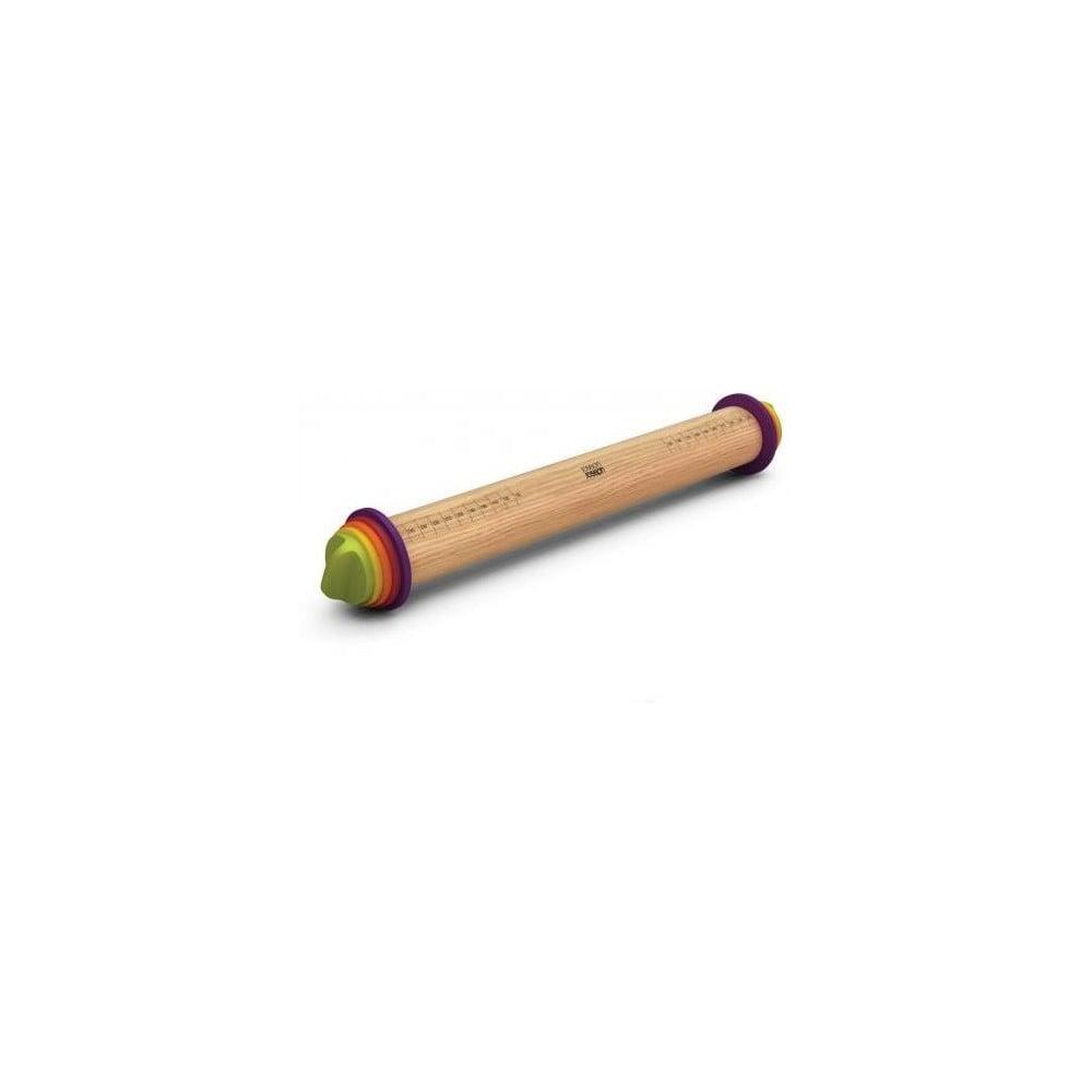 Nastavitelný váleček, barevné kroužky