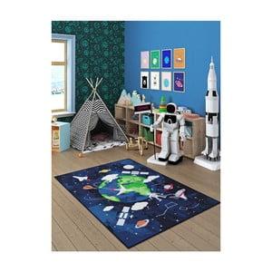 Covor pentru copii Space Time, 133 x 190 cm
