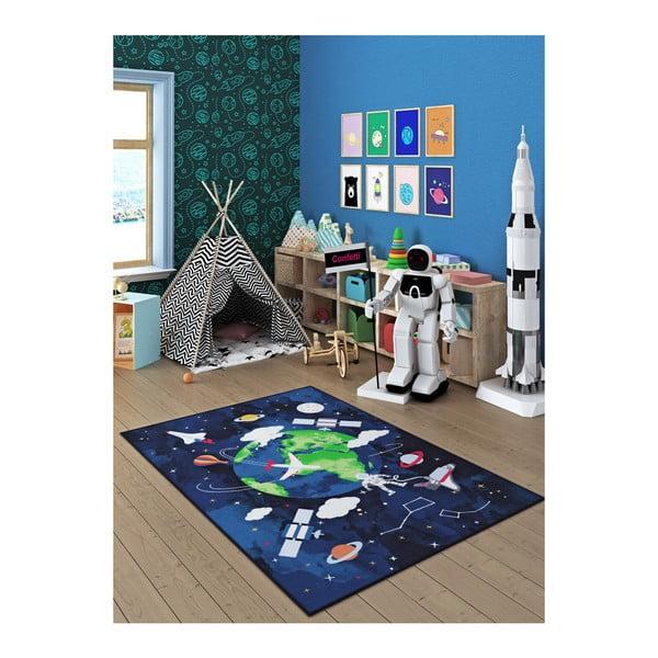 Detský koberec Space Time, 133×190 cm