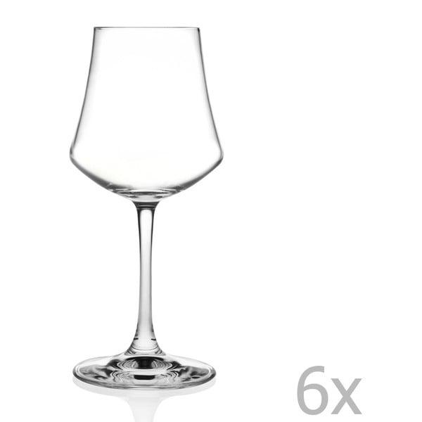 Set 6 pahare pentru vin RCR Cristalleria Italiana Giovanetta