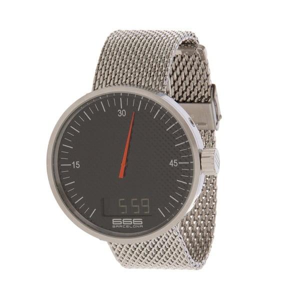 Pánské hodinky Mesh Under Pressure Black