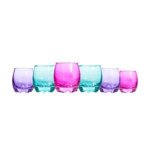 Set 6 pahare colorate Dora