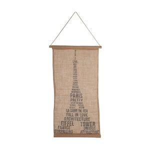 Závěsná dekorace J-Line Eiffel