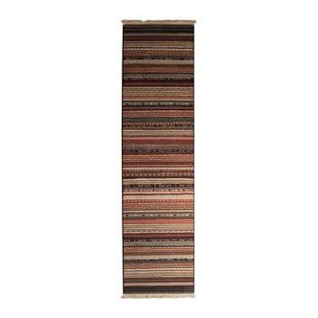 Covor Zuiver Nepal Dark, 67 x 245 cm de la Zuiver