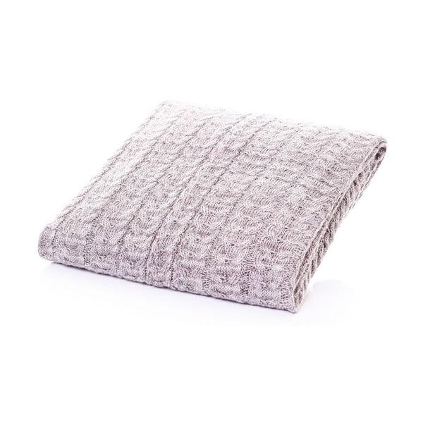 Deka Twist Grey, 150x125 cm