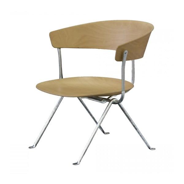 Jídelní židle z bukového dřeva Magis Officina