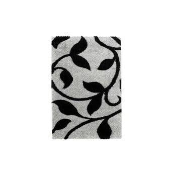 Covor Think Rugs Fashion Grey Black, 80x150cm