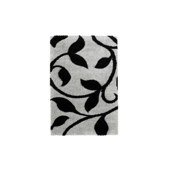 Fashion Grey Black szőnyeg, 80 x 150 cm - Think Rugs