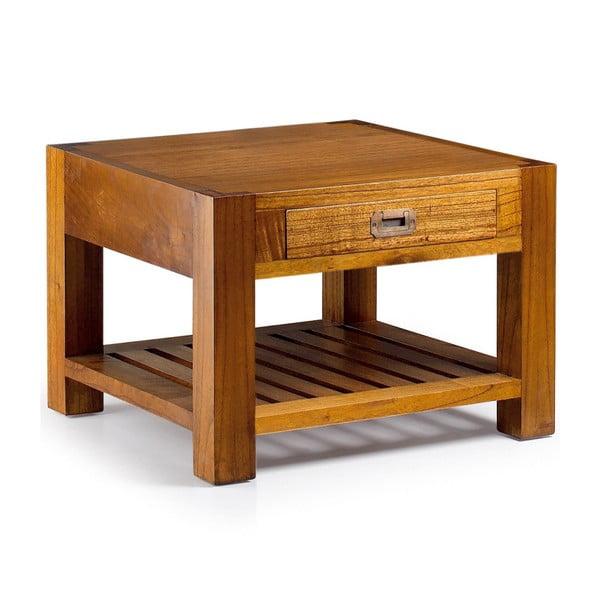 Drevený konferenčný stolík z dreva Mindi Moycor Star