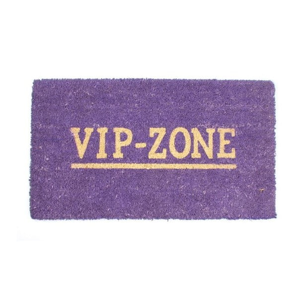 Rohožka VIP Zone Purple 40x70 cm