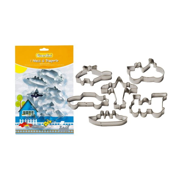 Vykrajovátka Cookie cutters Vehicles