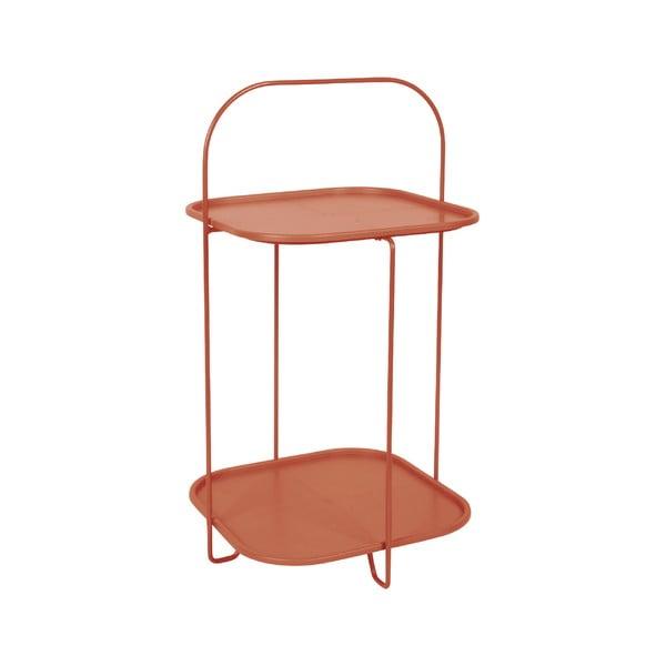 Stolik w kolorze gliny Leitmotiv Trays