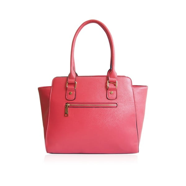 Kabelka LYDC L7706 Coral and Pink