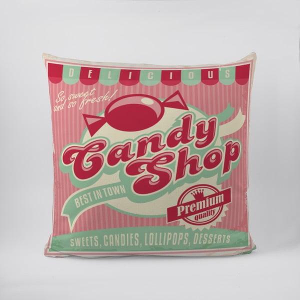 Polštář Candy Shop