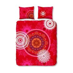 Povlečení Mandala Red, 240x200 cm