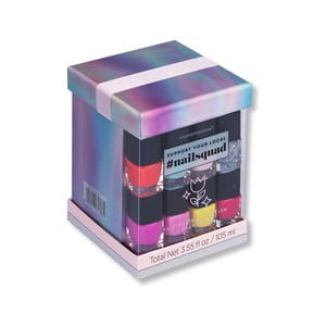 Sada 14 laků na nehty Tri-Coastal Design Rainbow