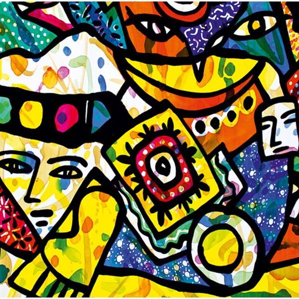 Obraz Postmoderna, 60 x 60 cm