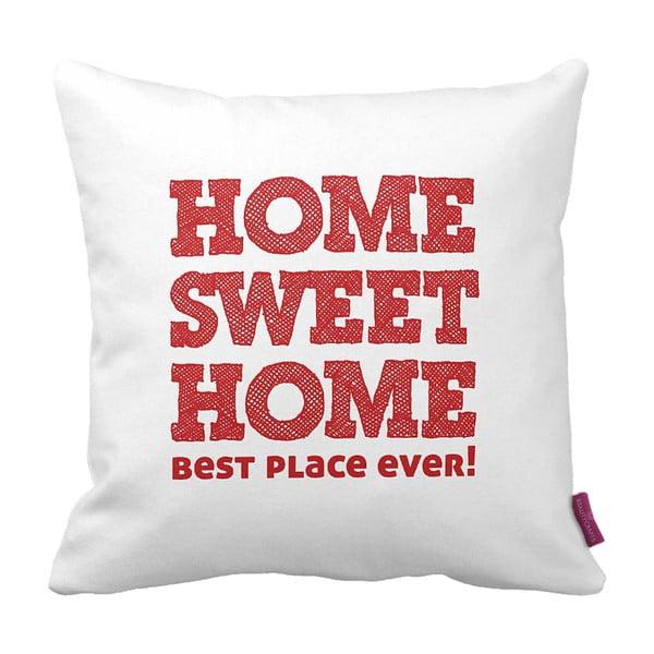 Polštář Sweet Home, 43x43 cm