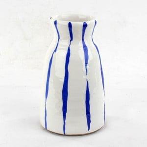 Keramická váza Blue Colour, 25 cm