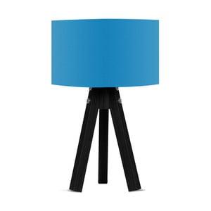 Stolní lampa s modrým stínítkem Kate Louise Blackie