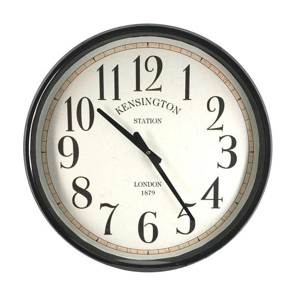 Nástěnné hodiny Moycor Gales Station, ⌀ 50 cm