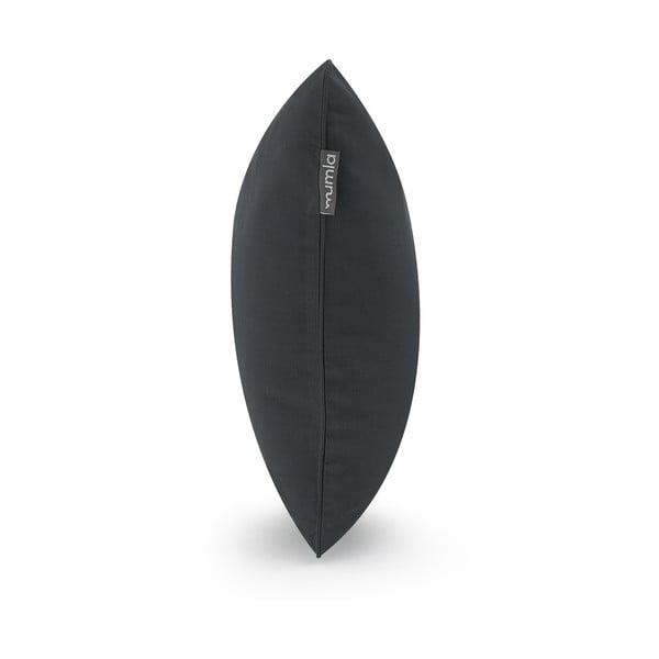 Față de pernă Mumla Basic, 40 x 40 cm, negru
