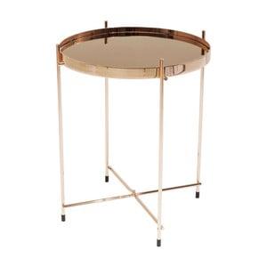 Odkládací stolek Kare Design Miami, ⌀42cm