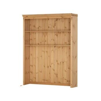 Bibliotecă din lemn de pin Støraa Annabelle, maro imagine