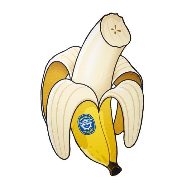 Banán formájú strandlepedő, 152 x 152 cm - Big Mouth Inc.