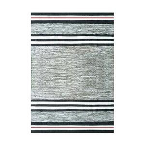 Ručně tkaný bavlněný běhoun Webtappeti Gato,55x170cm