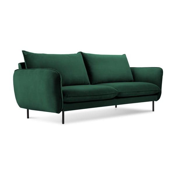 Zelená dvoumístná pohovka Cosmopolitan Design Vienna